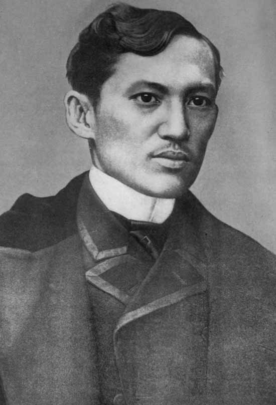 José Rizal - The World of 1898: The Spanish-American War ...