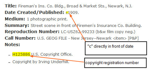 Copyright and Other Restrictions that Apply to Publication – Copyright Notice Template