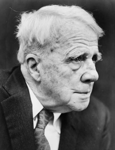 Robert Frost, Consultant in Poetry, 1958-59