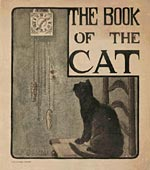 The book of the cat : with facsimiles of drawings in colour
