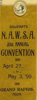 NAWSA, (National American Woman Suffrage Association) Collection (Selected  Special Collections: Rare Book and Special Collections Division, Library of  Congress)