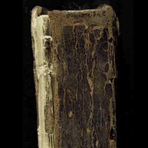 Bay Psalm Book (1st Book published in British North America), 1640