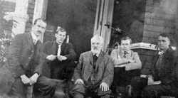 Timeline - Alexander Graham Bell Family Papers at the Library of Congress - Digital Collections