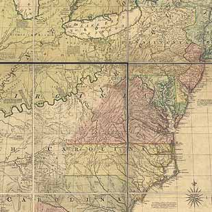 about this collection american revolution and its era maps and charts of north america and the west indies 1750 1789 digital collections library of