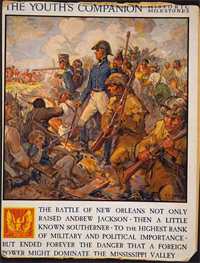 the battle of new orleans essay The battle of new orleans took place on january 8, 1815 and was the final major battle of the war of 1812 3 4 american forces, commanded by major general.