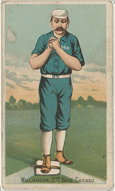 Baseball Cards 1887 1914 Card Sets In Chronological Order