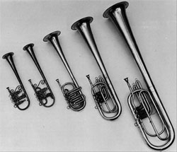 About the Instruments Used in the Recordings - Band Music from the Civil War Era - Digital Collections