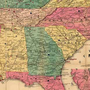About This Collection Civil War Maps Digital Collections - Us gov road maps