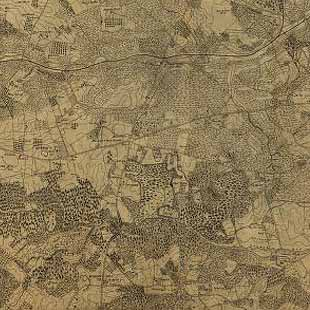 About This Collection Civil War Maps Digital Collections - Detailed map of virginia