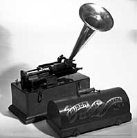 History Of The Cylinder Phonograph