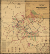 Historical Maps of the Study Area - Tending the Commons: Folklife and Landscape in Southern West Virginia - Digital Collections