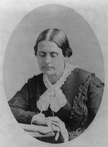 a introduction paragraph with a thesis for susan b.anthony