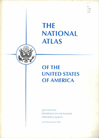 The 1970 National Atlas of the United States of America - General Maps - Digital Collections