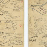 Sketch-book of positions of forces of 2nd Corps A.N.Va., campaigns of 1864 : [Virginia]