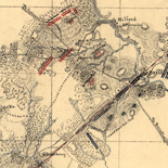 Sketch of the battle of Bristoe