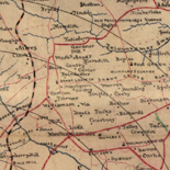 Map used by Jed. Hotchkiss
