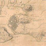 Plan of the siege of the Havana surrenderid [sic] Aug. 12, 1762 to the English commanded by the Earl of Albemarle General and Sir George Pococke K.B. Admiral