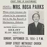 Rosa Parks Papers