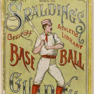 About this Collection | The Spalding Base Ball Guides, 1889-1939