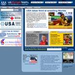 Winter Olympic Games 2002 Web Archive