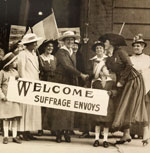 Historical Overview of the National Womans Party - Women of Protest: Photographs from the Records of the National Woman's Party - Digital Collections
