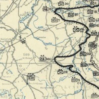 Interactive Timeline | The Battle of the Bulge | Articles ...