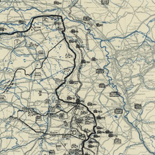 [December 25, 1944], HQ Twelfth Army Group situation map.