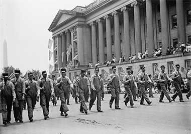 Timeline | Echoes of the Great War: American Experiences of