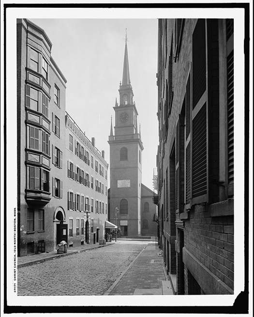 today in history library of congress christ church old north boston mass c 1909 detroit publishing company prints photographs division