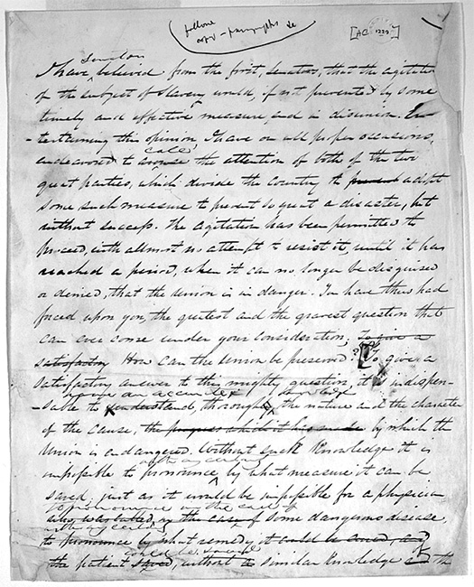 essays on compromise of 1850 Do you think changing it in some way might have helped stave off the civil war if so, what part would you change would you eliminate a piece of it would you add to it if you don't think changing the compromise of 1850 would have any outcome on the start of the war, why [ .