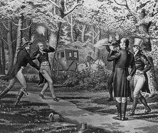Burr-Hamilton Duel Image Three