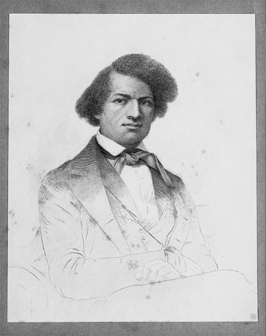 The autobiography of Frederick Douglass essay question?
