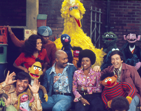 50 Years of Sesame Street