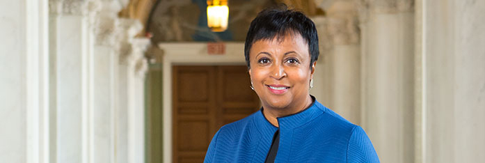Carla Hayden, Librarian of Congress (2016- )