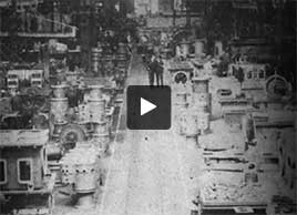 Panorama of Machine Co. aisle, Westinghouse Co. works