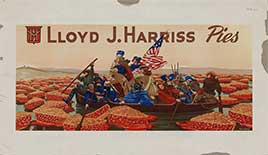 Lloyd J. Harriss Pies