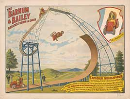 The Barnum and Bailey greatest show on earth