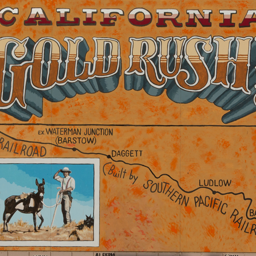 California Gold Rush collection, 1849-1900