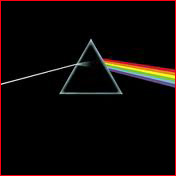 The Dark Side of the Moon LP cover