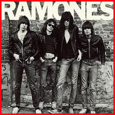 The Ramones album cover