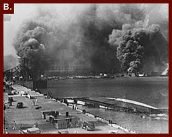 ?Pearl Harbor bombing