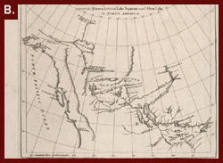 Map of Western North America, [1785]