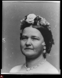 Mary Todd Abraham Lincoln